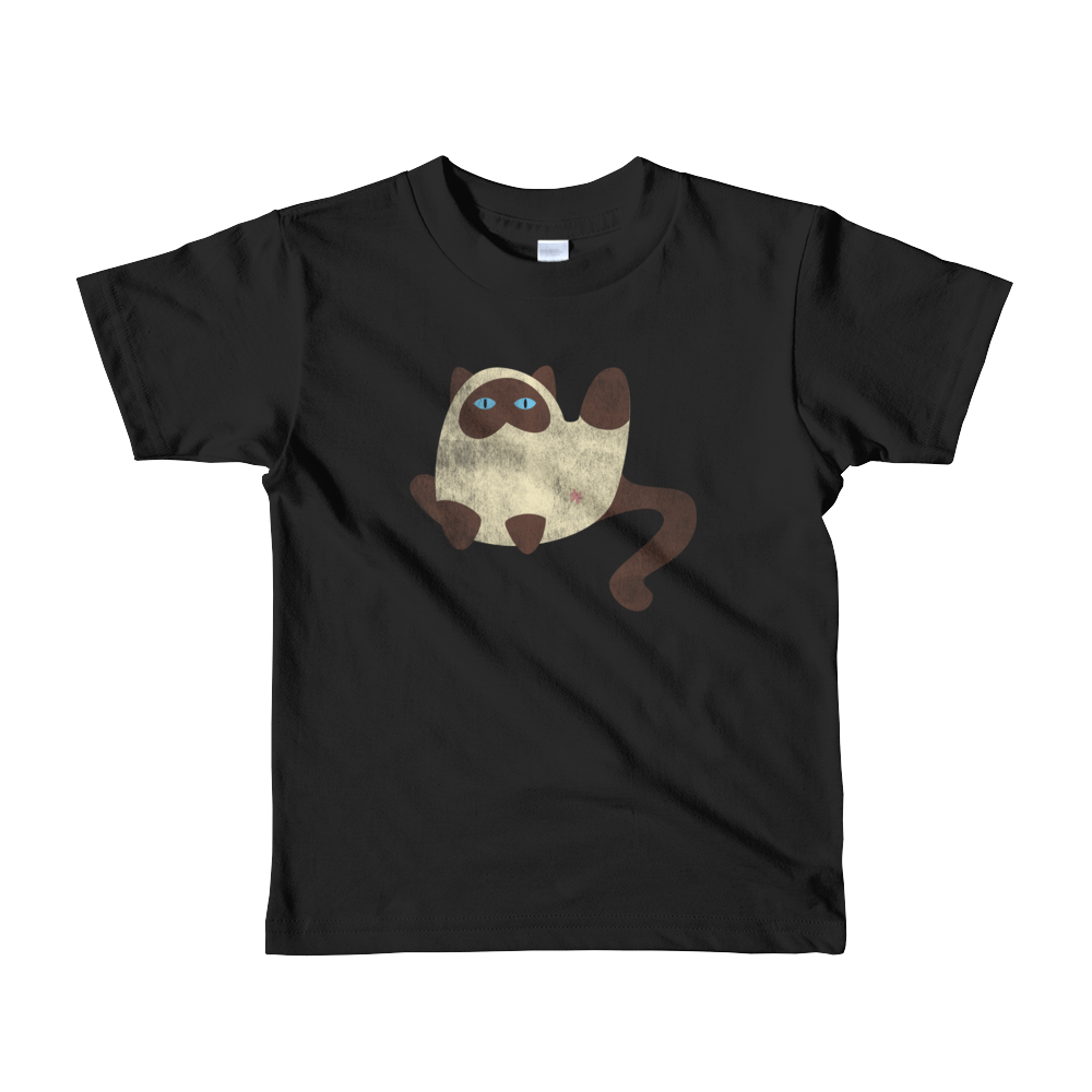 The Himalayan Hello! - Kids Short Sleeve T-Shirt