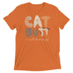 Cat Butt Scratch and Sniff - Men's Short Sleeve T-Shirt