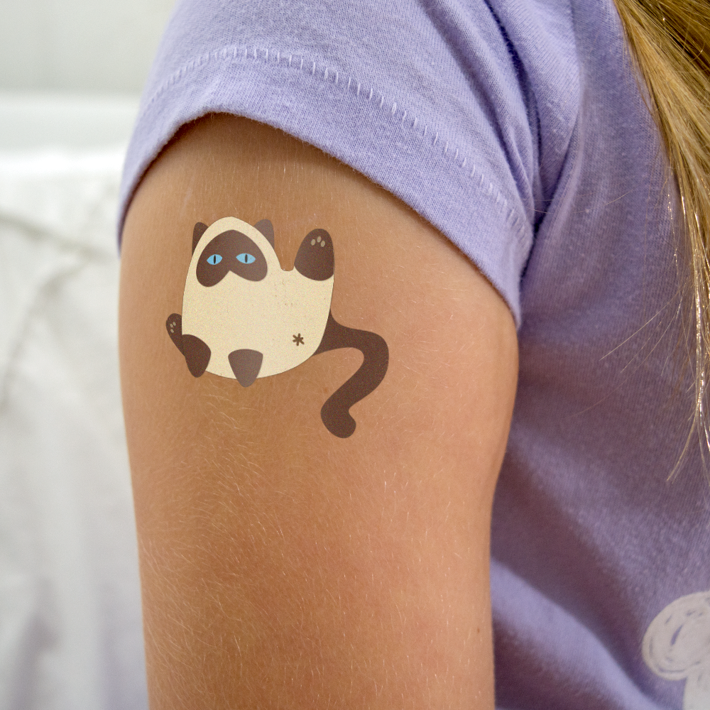 Cat Butt Temporary Tattoos