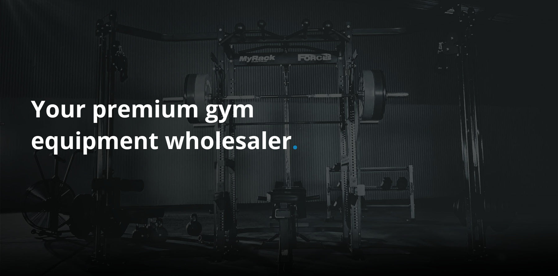 Australian fitness supplies wholesale gym equipment
