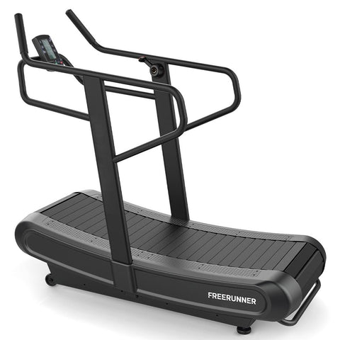 FreeRunner Curved Manual Treadmill
