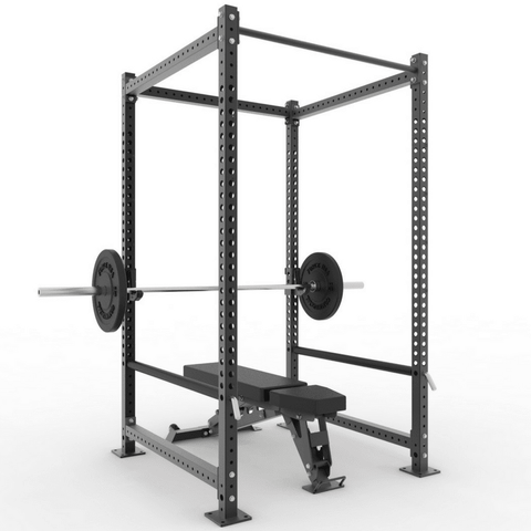 Force USA Functional 4FT Power Rack Package 1