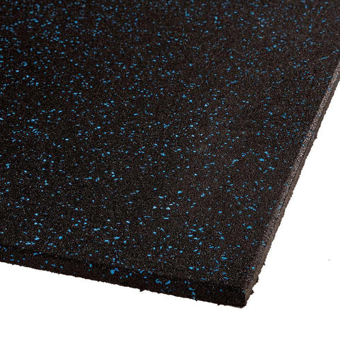 VersaFit Commercial Rubber Flooring Tile - Blue Fleck