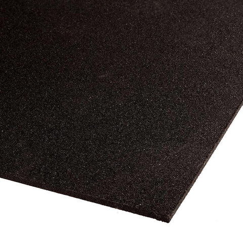 Home & Fitness Rubber Flooring Tile 1M x 1M x 15MM