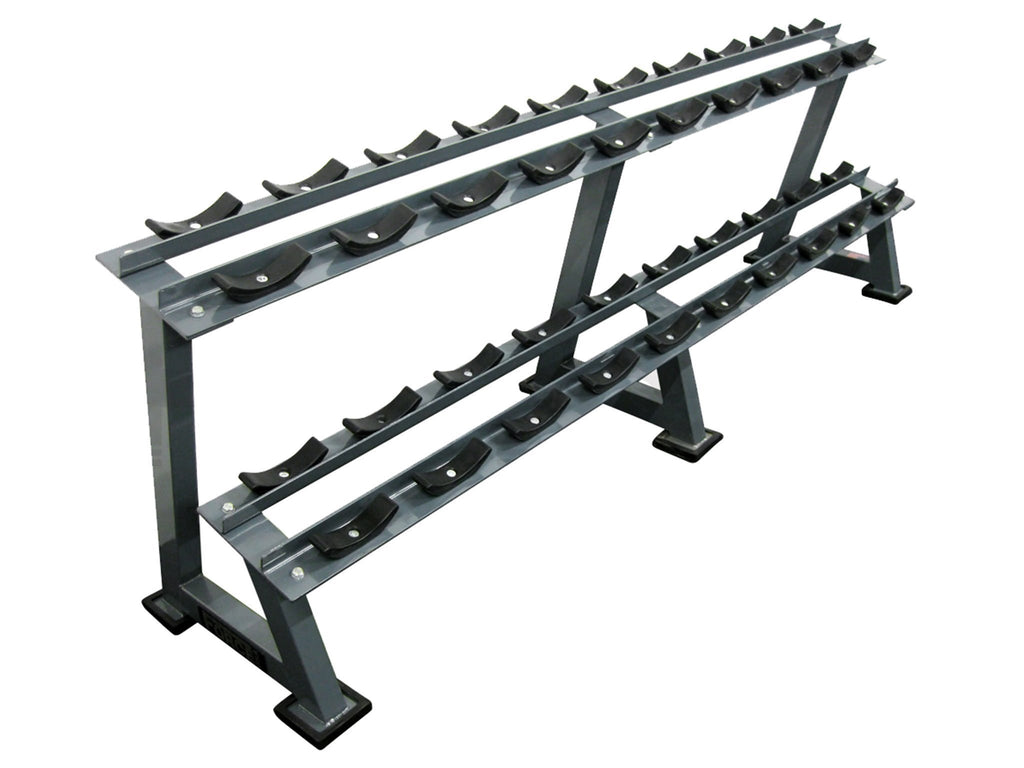 Force USA 10 Pair Prostyle Dumbbell Rack