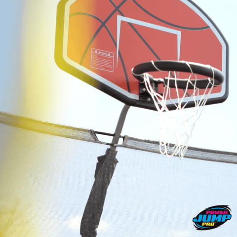 PowerJump Pro Basketball Hoop