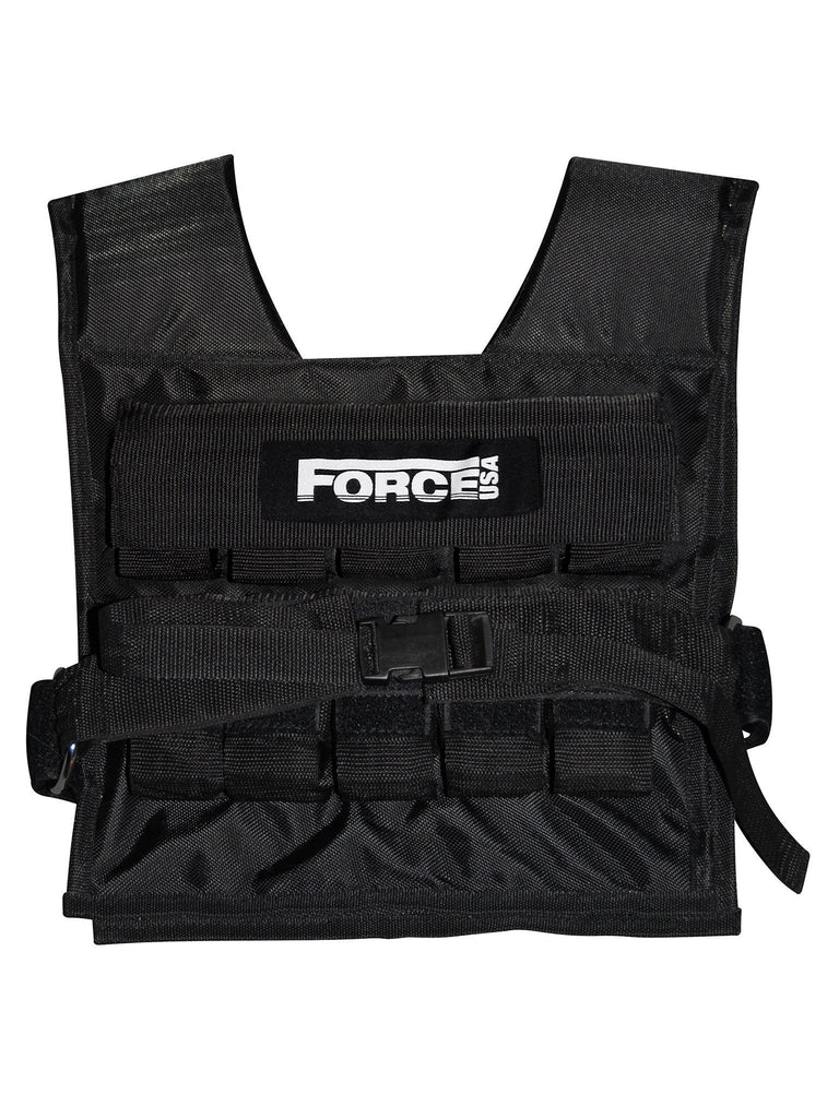 Force USA Weight Vest - 20kg