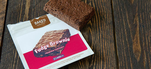 Chocolate Fudge Brownie (200mg THC)