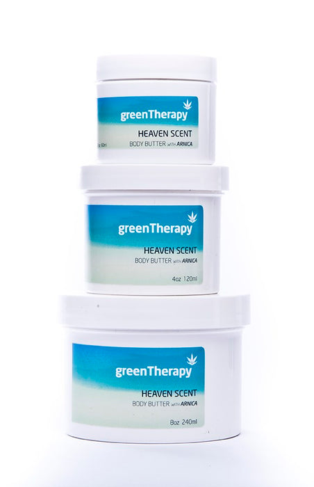 Green Therapy Heaven Scent Body Butter