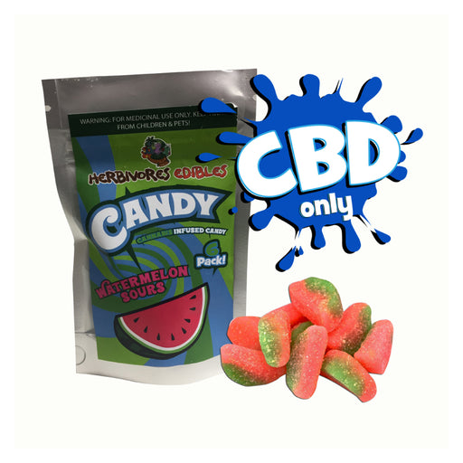 Herbivores CBD Watermelon - 150mg CBD