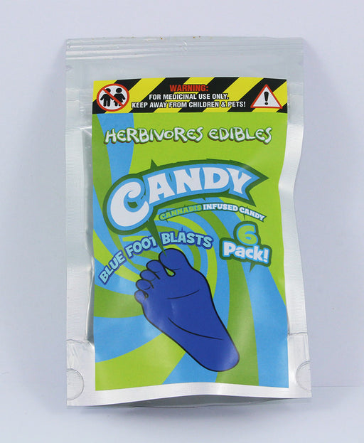 Herbivores Blue Feet - 150mg THC