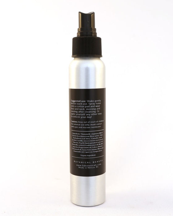 ILU – Rejuvenating Toner Facial Mist