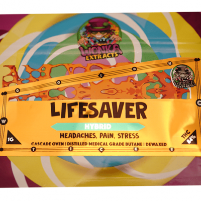 Lifesaver - Wonka Extracts