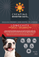 Longevity Nutraceutical Pet Treats