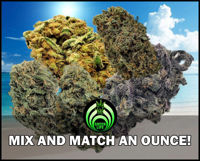 Mix & Match Ounce - AAAA Class