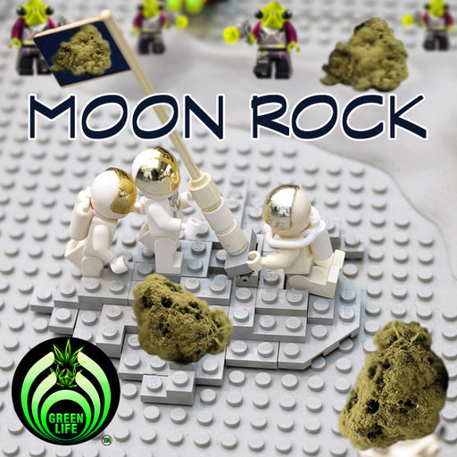Thunder Berry - Moon Rocks by KROP KINGS