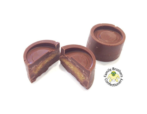 Family Brothers - Peanut Butter Filled Chocolate 1pc - 50mg THC