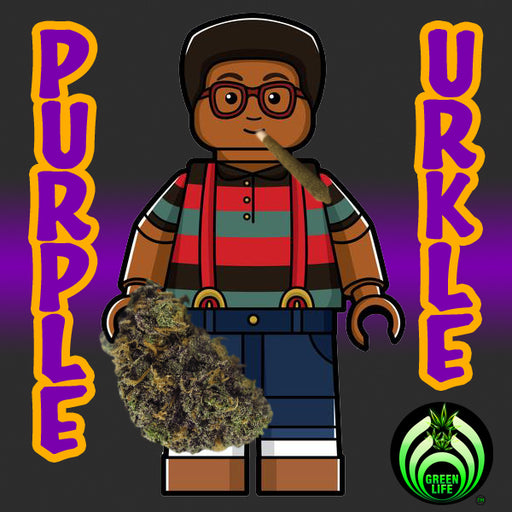 Purple Urkle – Indica AAAA