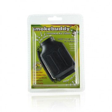Smoke Buddy Jr - Black