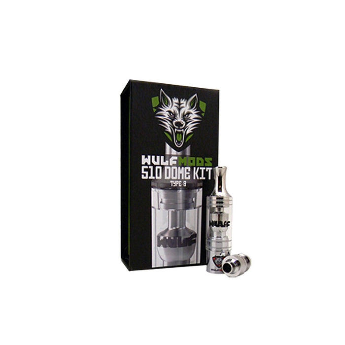 Wulf Mods 510 Type B Titanium Dome Kit