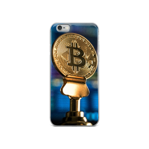 $BTC iPhone Case