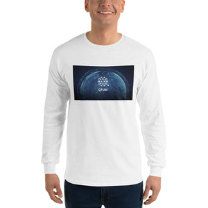 QTUM Long Sleeve T-Shirt