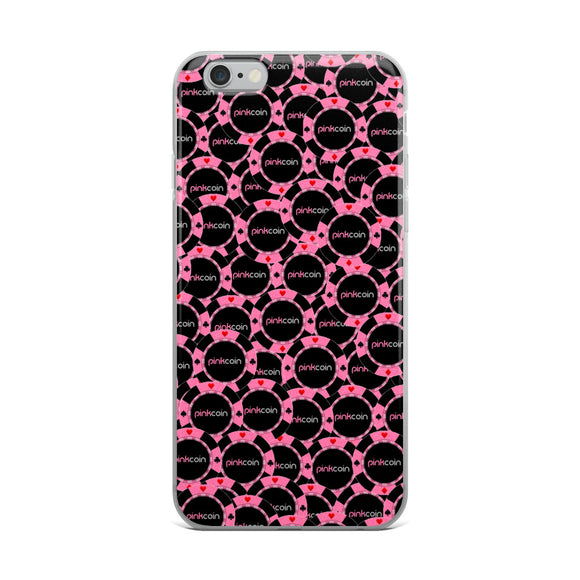 $PINK iPhone Case