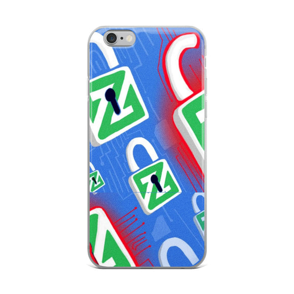 Zcoin iPhone Case