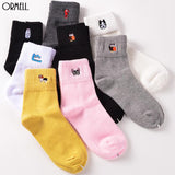 Cotton Winter Socks