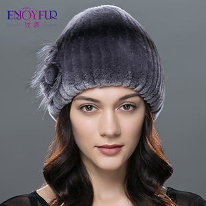 ENJOY FUR Beanie