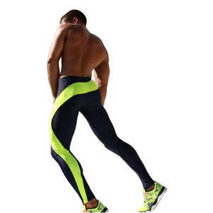 Compression MMA Men Crossfit Skin Tights