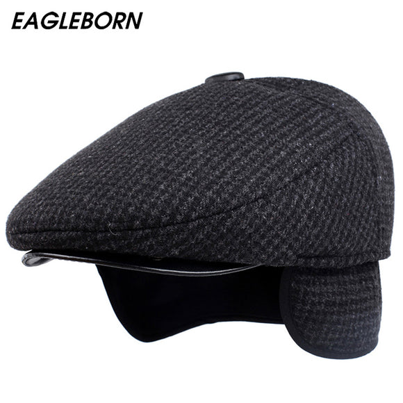 [EAGLEBORN] New Autumn Winter Beret Caps