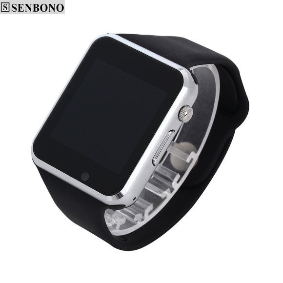 Bluetooth Smart Watch Sport Pedometer With SIM