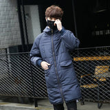 Slim Fit Winter Coat [Hot Seller]
