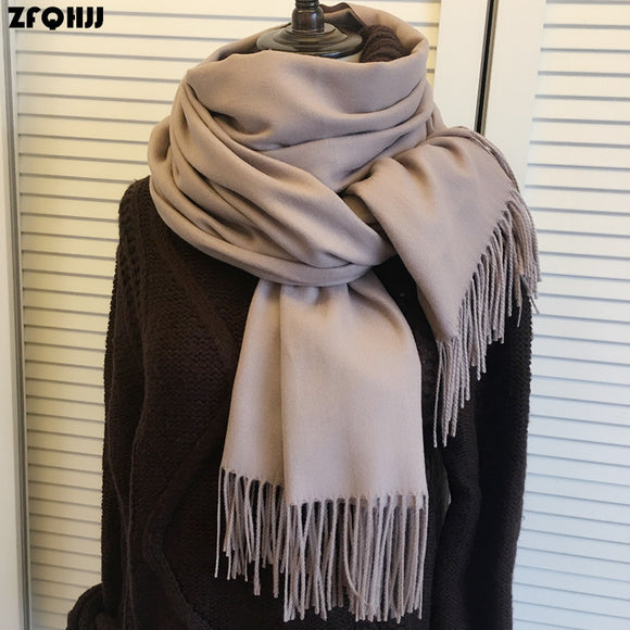 Cashmere Scarf Shawl [Hot Sale]