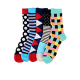 VPM 21 Style Colorful Combed Cotton Socks