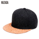 Brands NUZADA Autumn Cork Fashion  Baseball Cap