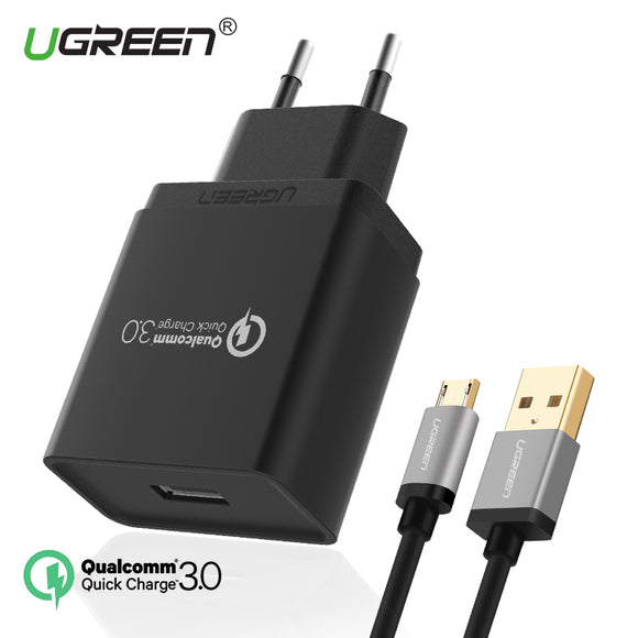 Ugreen Quick Charger 3.0 USB Charger