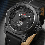 New Fashion Naviforce Militray Sport Quartz