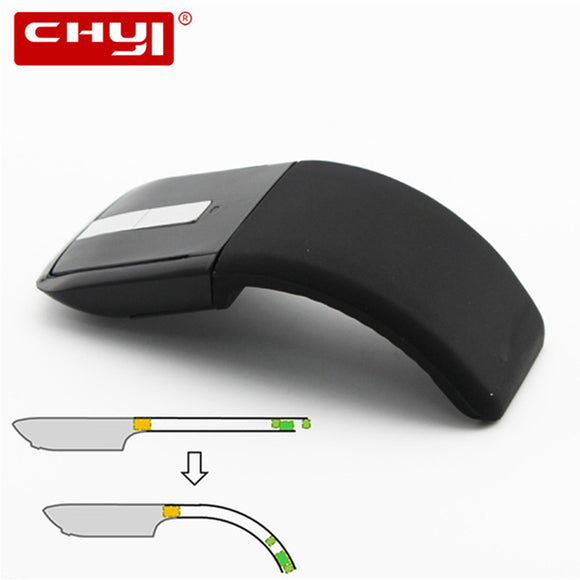 CHYI 2.4Ghz Foldable Wireless Mouse