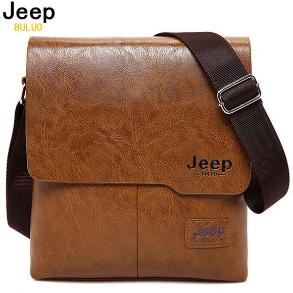 JEEP Male Crossbody Business Bag