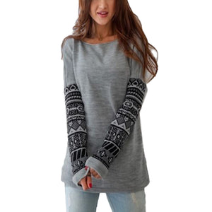HOT Fashion Autumn Winter Casual Knitted Tops
