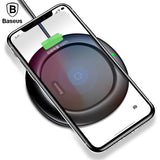 Baseus QI Wireless Charging Charger For iPhone X 8 Samsung Note 8 S8 S7 S6 Edge