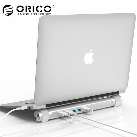 Arrival: USB  HUB with Notebook Holder[Mac USers] [Best Seller]