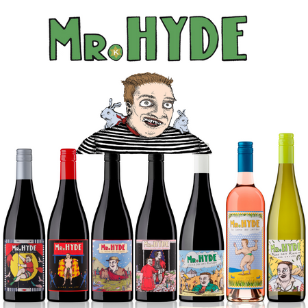 New Release wines to make your palms sweaty