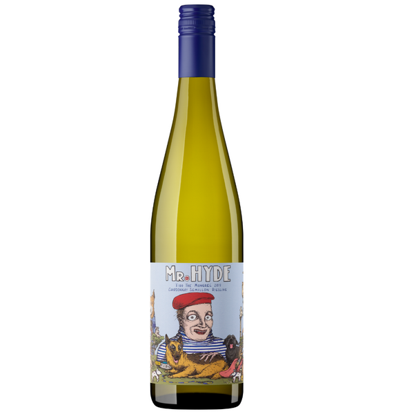 Fido The Mongrel 2019 Chardonnay, Semillon, Riesling