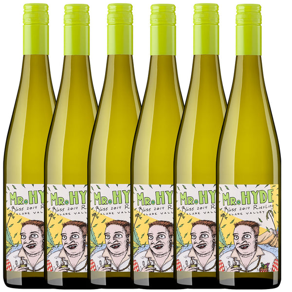 CASE of 12 bottles: Bliss 2019 Riesling