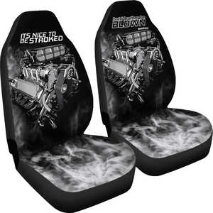 Printed Seat Covers