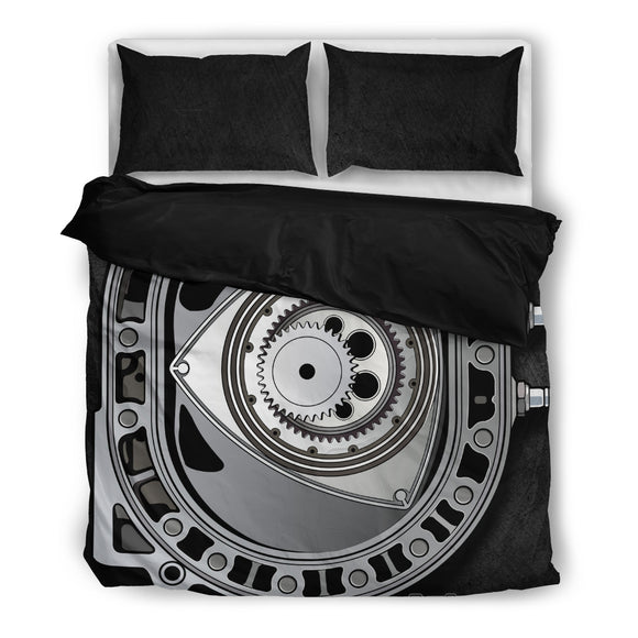 Rotary Engine Bedding