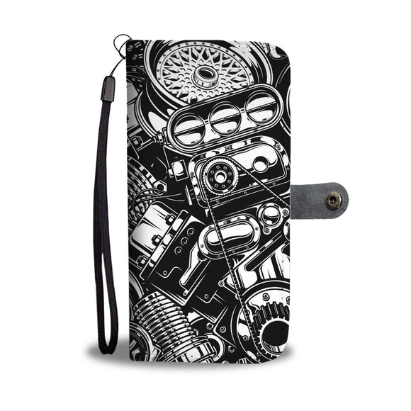 PARTS CRAZY PHONE WALLET